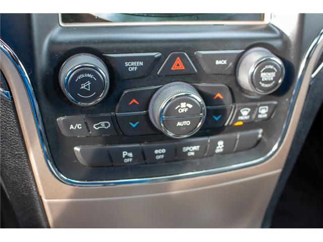 2017 Jeep Grand Cherokee Limited (Stk: J810232A) in Surrey - Image 22 of 25