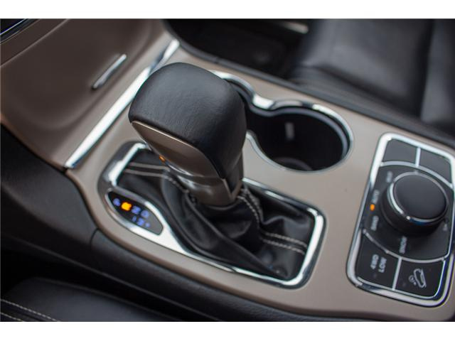 2017 Jeep Grand Cherokee Limited (Stk: J810232A) in Surrey - Image 23 of 25