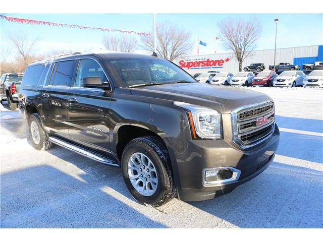 2019 GMC Yukon XL SLT (Stk: 169214) in Medicine Hat - Image 1 of 28
