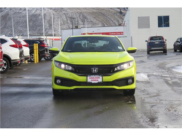 2019 Honda Civic Sport (Stk: N14328) in Kamloops - Image 2 of 19