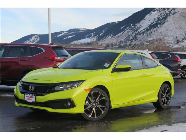 2019 Honda Civic Sport (Stk: N14328) in Kamloops - Image 1 of 19