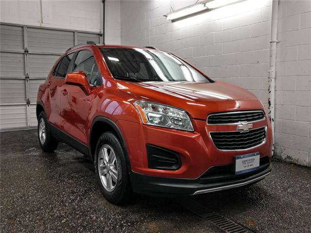 2014 Chevrolet Trax 1LT (Stk: E8-37361) in Burnaby - Image 2 of 24