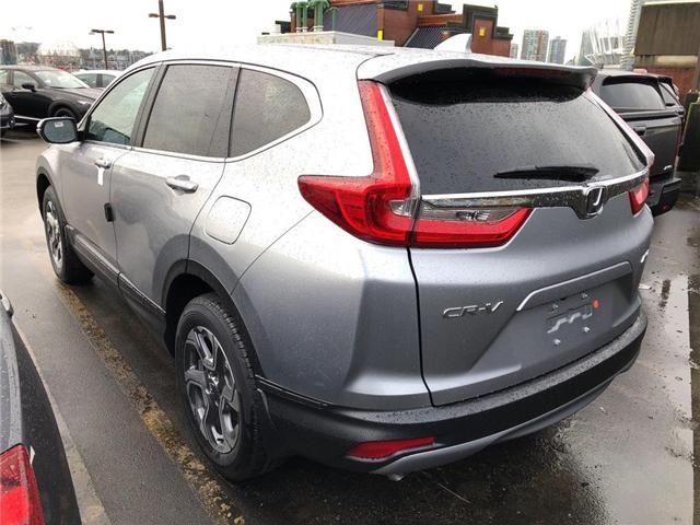 2019 Honda CR-V EX (Stk: 2K55340) in Vancouver - Image 2 of 4