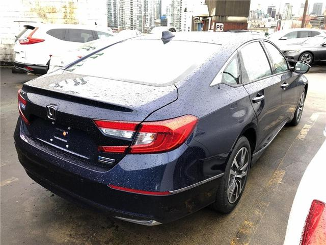2019 Honda Accord Hybrid Touring (Stk: 6K00510) in Vancouver - Image 2 of 4