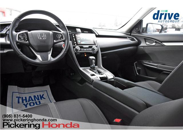 2016 Honda Civic EX-T (Stk: U515A) in Pickering - Image 2 of 22