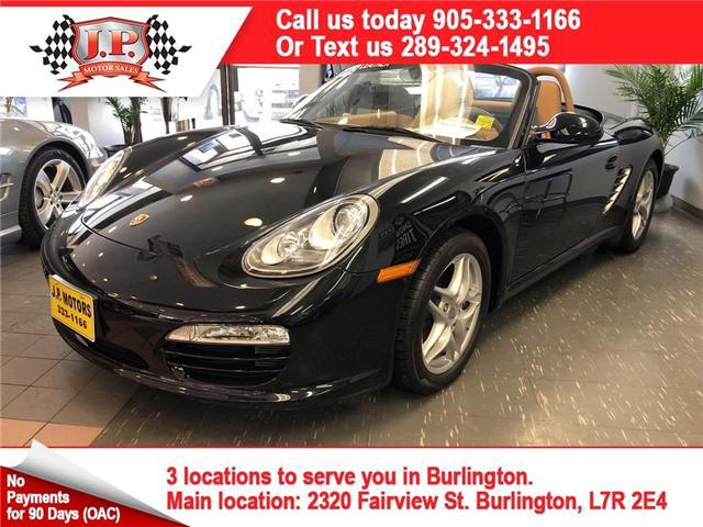 2012 Porsche Boxster Base (Stk: 44720) in Burlington - Image 1 of 13