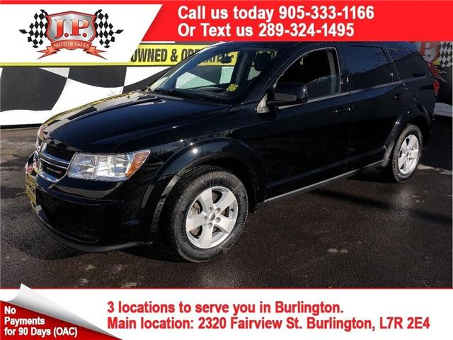 2017 Dodge Journey SXT (Stk: 45374) in Burlington - Image 1 of 19
