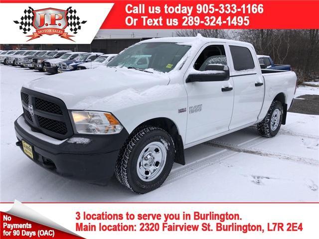 2015 RAM 1500 ST (Stk: 46061) in Burlington - Image 1 of 23