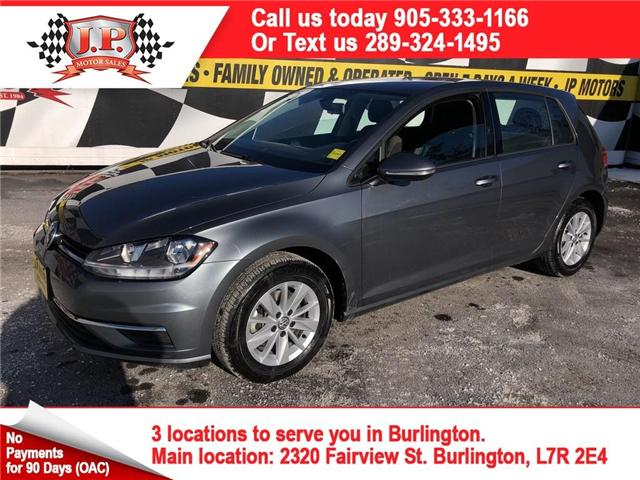2018 Volkswagen Golf Trendline (Stk: 46139r) in Burlington - Image 1 of 25