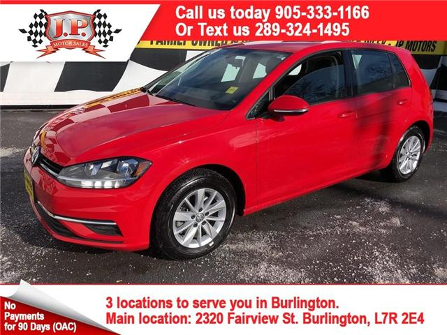 2018 Volkswagen Golf Trendline (Stk: 46138r) in Burlington - Image 1 of 25