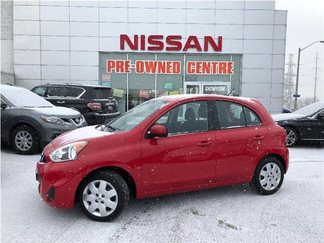 2015 Nissan Micra - (Stk: U3011) in Scarborough - Image 1 of 22