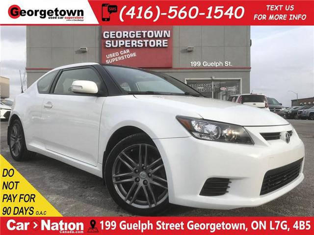 2013 Scion tC ONLY 102K | AUTO | BLUETOOTH | PIONEER SOUND (Stk: P11717) in Georgetown - Image 1 of 23