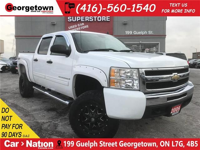 2009 Chevrolet Silverado 1500 LT | LIFTED | BIG WHEELS | YOU CERTIFY YOU SAVE (Stk: P11721A) in Georgetown - Image 1 of 25