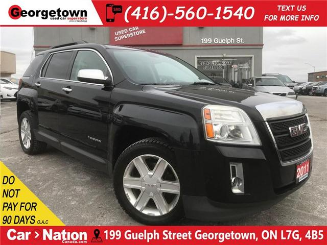 2011 GMC Terrain SLE-2 | V6 | BU CAM | HEATED SEATS | PIONEER SOUND (Stk: DR460A) in Georgetown - Image 1 of 26