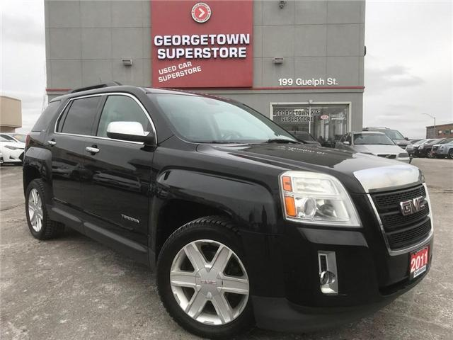 2011 GMC Terrain SLE-2 | V6 | BU CAM | HEATED SEATS | PIONEER SOUND (Stk: DR460A) in Georgetown - Image 2 of 26