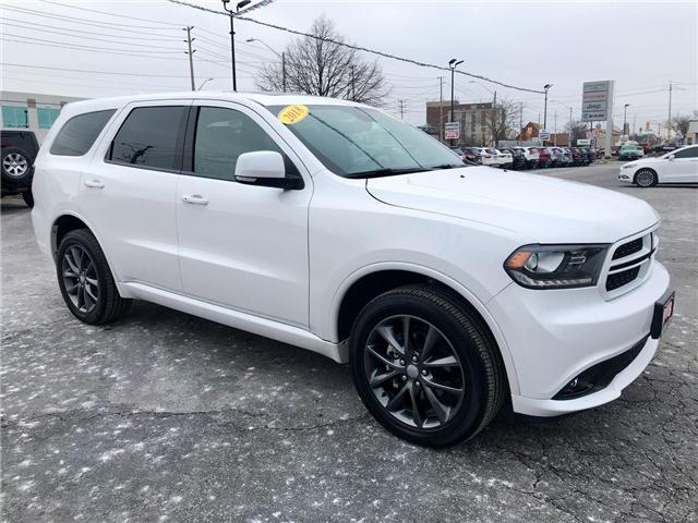2018 Dodge Durango GT (Stk: 44679) in Windsor - Image 1 of 13