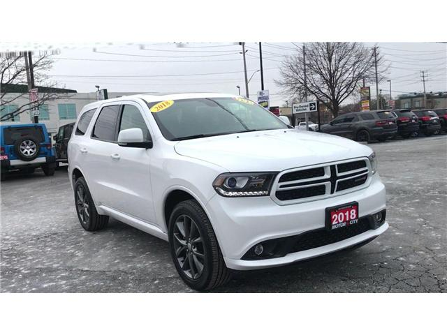 2018 Dodge Durango GT (Stk: 44679) in Windsor - Image 2 of 13