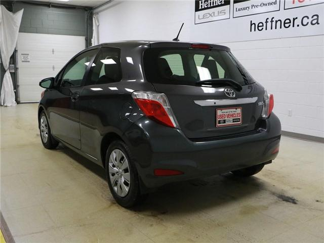 2012 Toyota Yaris CE (Stk: 186547) in Kitchener - Image 2 of 27