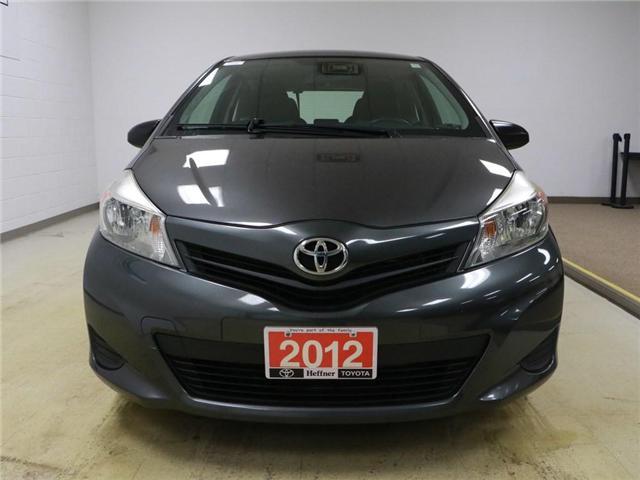 2012 Toyota Yaris CE (Stk: 186547) in Kitchener - Image 18 of 27