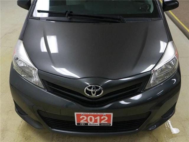 2012 Toyota Yaris CE (Stk: 186547) in Kitchener - Image 23 of 27