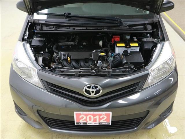 2012 Toyota Yaris CE (Stk: 186547) in Kitchener - Image 24 of 27