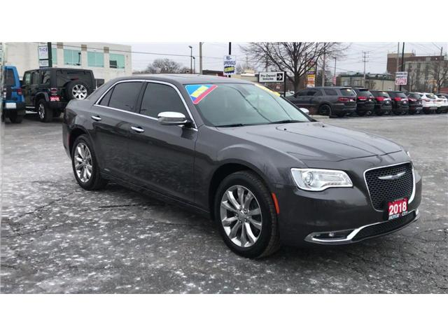 2018 Chrysler 300 Limited (Stk: 44672) in Windsor - Image 2 of 12