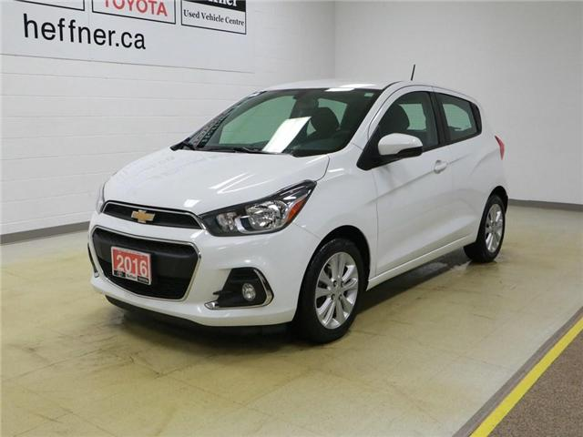 2016 Chevrolet Spark 1LT CVT (Stk: 195005) in Kitchener - Image 1 of 28