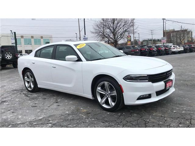 2018 Dodge Charger SXT Plus (Stk: 44676) in Windsor - Image 2 of 12