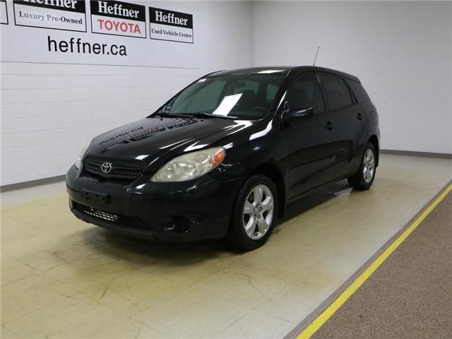 2005 Toyota Matrix  (Stk: 195028) in Kitchener - Image 1 of 27