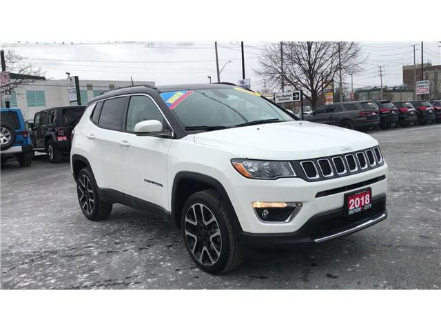 2018 Jeep Compass Limited (Stk: 44671) in Windsor - Image 2 of 12
