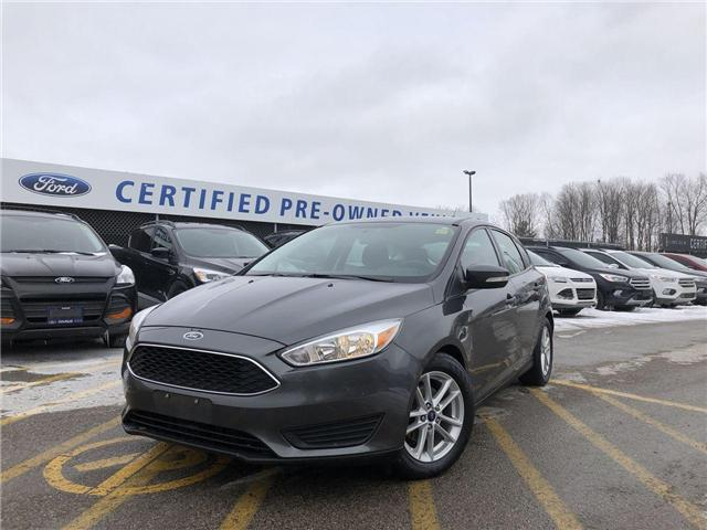 2016 Ford Focus SE (Stk: P8627) in Barrie - Image 1 of 18