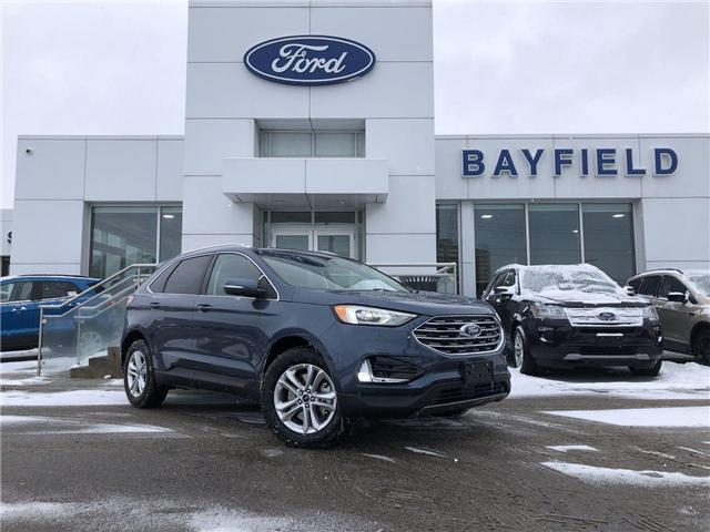 2019 Ford Edge SEL (Stk: ED19106) in Barrie - Image 1 of 27