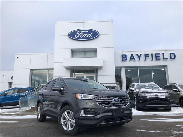 2019 Ford Edge SEL (Stk: ED19099) in Barrie - Image 1 of 22