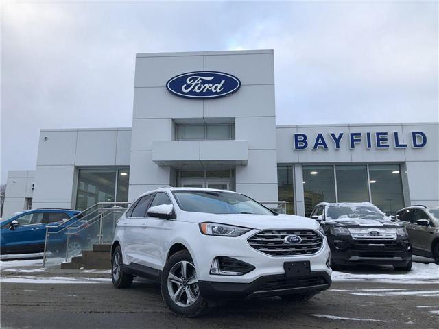 2019 Ford Edge SEL (Stk: ED19105) in Barrie - Image 1 of 24