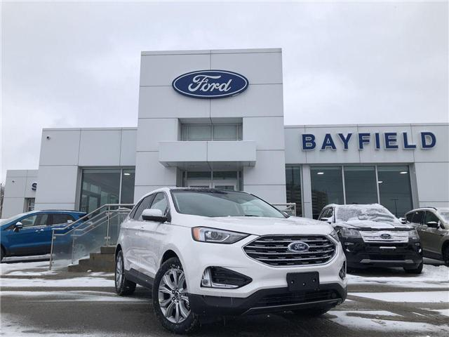 2019 Ford Edge Titanium (Stk: ED19157) in Barrie - Image 1 of 25
