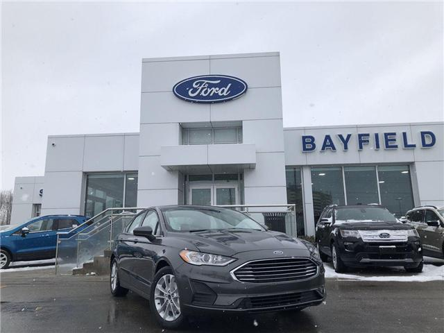 2019 Ford Fusion SE (Stk: FS19047) in Barrie - Image 1 of 20