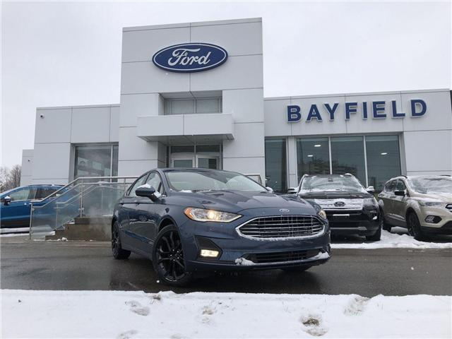 2019 Ford Fusion SE (Stk: FS19094) in Barrie - Image 1 of 25