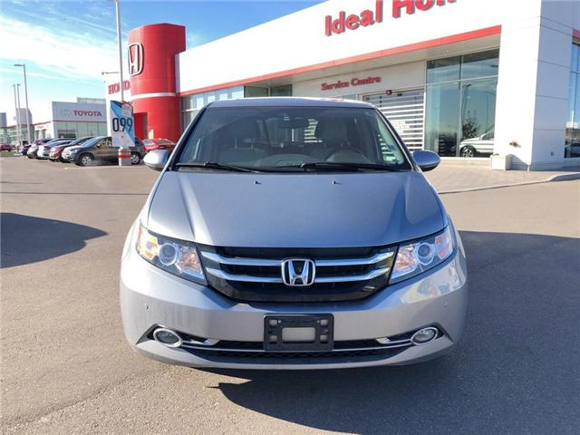 2016 Honda Odyssey Touring (Stk: I190158A) in Mississauga - Image 2 of 15