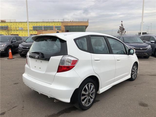 2013 Honda Fit Sport (Stk: 66931) in Mississauga - Image 7 of 18