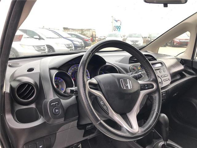 2013 Honda Fit Sport (Stk: 66931) in Mississauga - Image 11 of 18