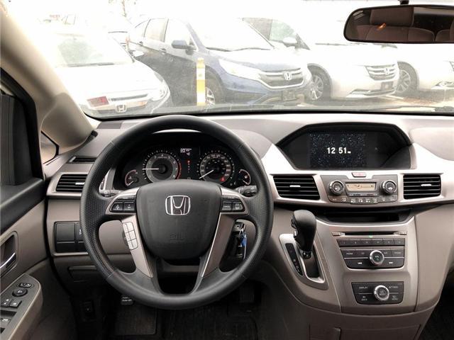 2017 Honda Odyssey SE (Stk: I190305A) in Mississauga - Image 2 of 3