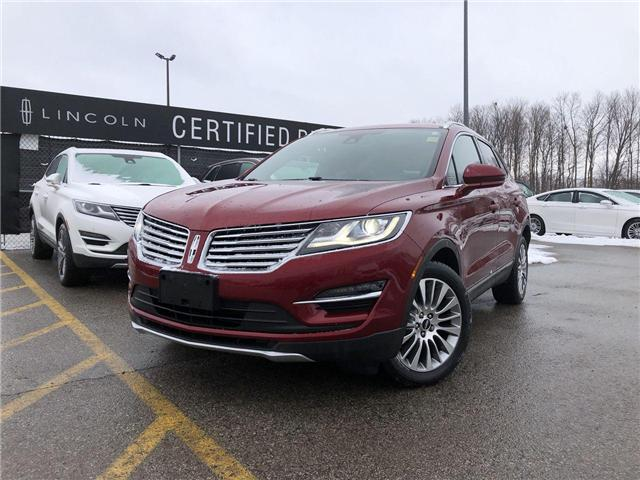 2017 Lincoln MKC Reserve (Stk: NT19125A) in Barrie - Image 1 of 30