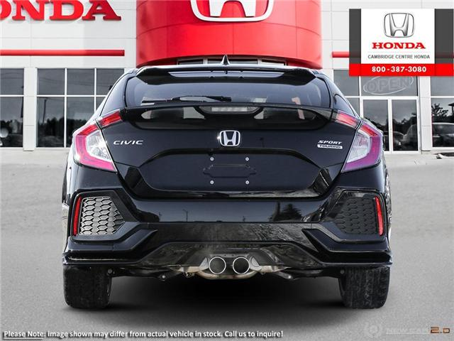 2019 Honda Civic Sport Touring (Stk: 19444) in Cambridge - Image 5 of 24
