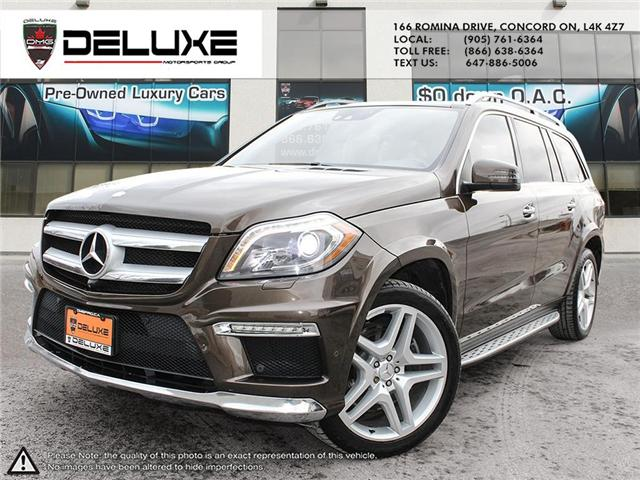 2013 Mercedes-Benz GL-Class Base (Stk: D0518) in Concord - Image 1 of 25