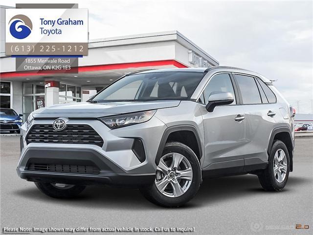 2019 Toyota RAV4 LE (Stk: 57809) in Ottawa - Image 1 of 23