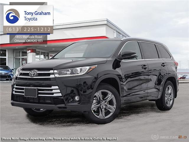 2019 Toyota Highlander Limited (Stk: 57807) in Ottawa - Image 1 of 23