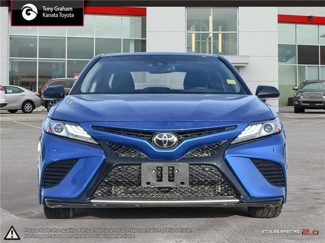2018 Toyota Camry XSE (Stk: 89081A) in Ottawa - Image 2 of 26