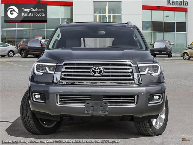 2018 Toyota Sequoia Platinum 5.7L V8 (Stk: 88371) in Ottawa - Image 2 of 11