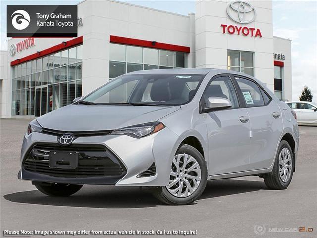 2019 Toyota Corolla LE (Stk: 88809) in Ottawa - Image 1 of 24
