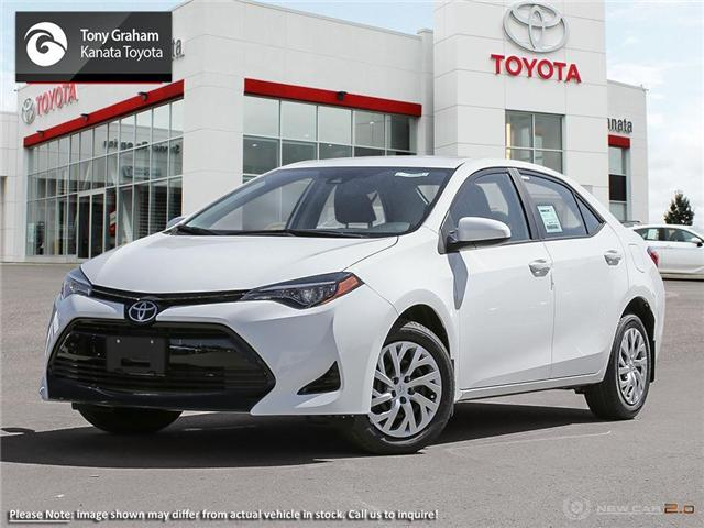 2019 Toyota Corolla LE (Stk: 88832) in Ottawa - Image 1 of 23
